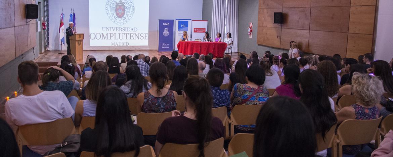 Escuela Complutense Latinoamericana UNC Córdoba Argentina