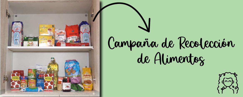 Campaña Recolección de Alimentos