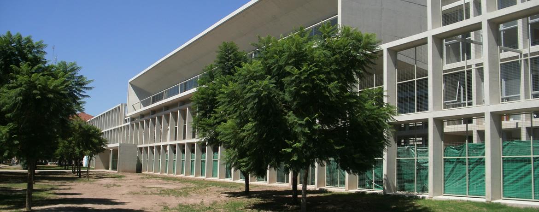 Ltima etapa de ampliaci n de la facultad de arquitectura for Facultad de arquitectura