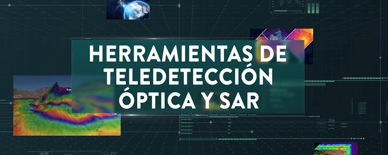Curso: Herramientas de teledetección óptica y SAR