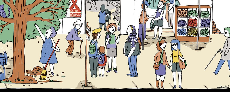 Relevamiento sobre conocimientos, acceso y usos de los Métodos Anticonceptivos en la población estudiantil de la UNC