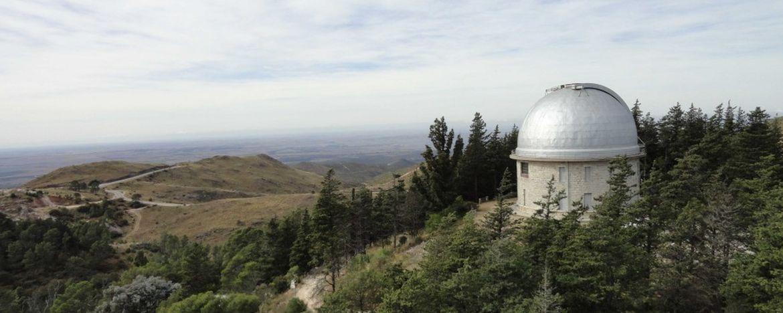 Estación Astrofísica Bosque Alegre