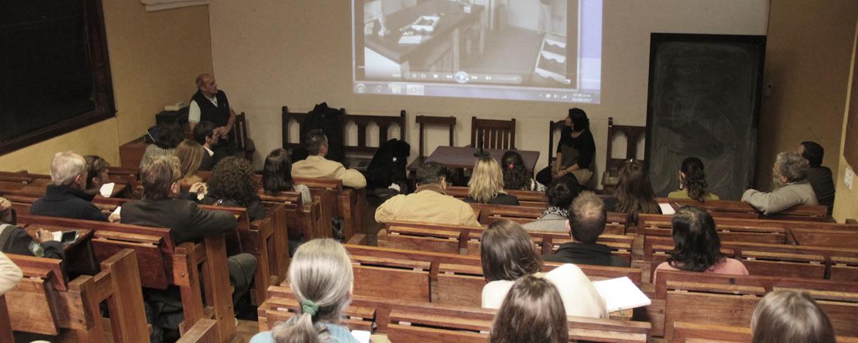 1° Reunión de Administradores de Monumentos, Sitios y Lugares Históricos de Córdoba
