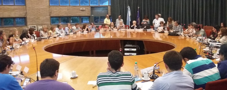 Aprobaron el reglamento para la elección directa de Decanos y Vicedecanos