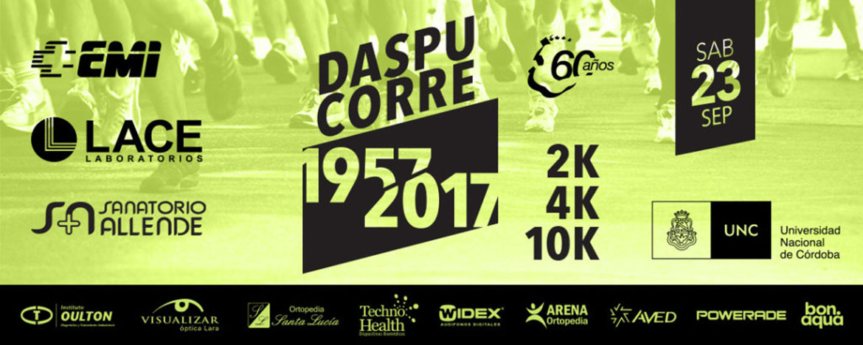 Maratón Daspu 2017