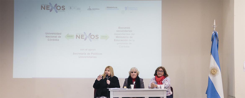 encuentros regionales nexos
