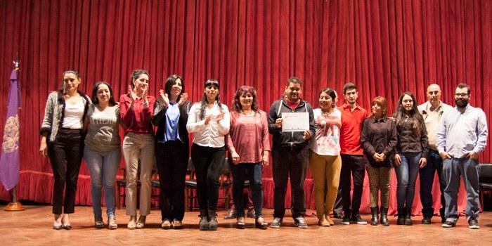 750 personas culminaron la Escuela de Oficios