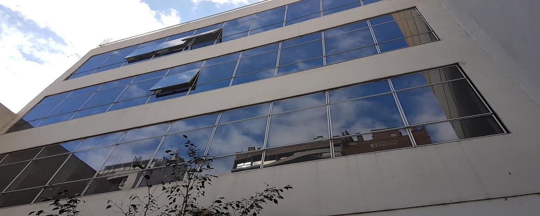 Fachada nuevo edificio de RRHH