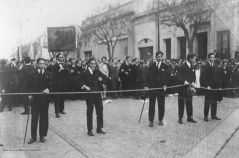 Marcha de la Federación Universitaria de Córdoba